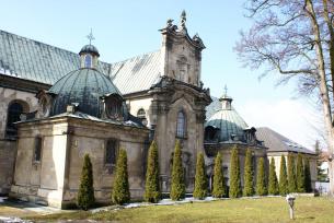Klasztor ojców Cystersów Jędrzejów