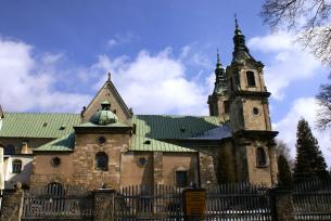 Klasztor Cysterski w Jędrzejowie