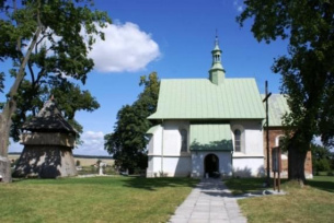 Kościół p.w. św. Jakuba Starszego w Mieronicach