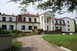 Pałac Radziwiłłów w Nagłowicach