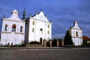 Kościół ś. św. Piotra i Pawła w Sędziszowie