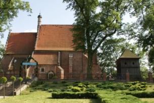 Kościół p.w. św. Prokopa w Krzcięcicach