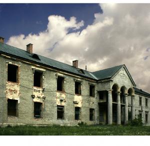 Pałac Wielowieyskich w Lubczy
