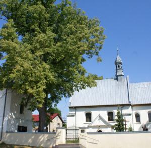 Zespół kościoła parafialnego p.w. św. Floriana w Korytnicy
