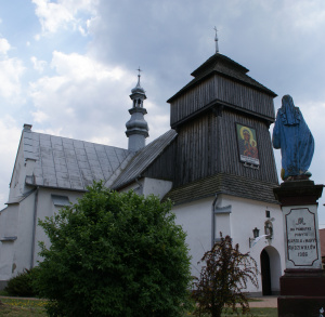 Zespół zboru kalwińskiego w Oksie