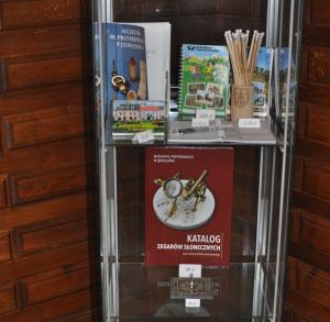 Pamiątki - Muzeum im. Przypkowskich