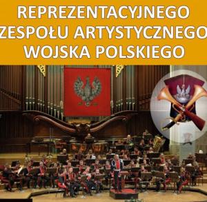 Koncert Reprezentacyjnego Zespołu Artystycznego Wojska Polskiego z okazji Święta Miasta w Jędrzejowie
