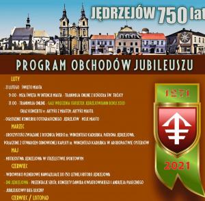 Obchody jubileuszowe 750. rocznicy nadania praw miejskich Jędrzejowowi
