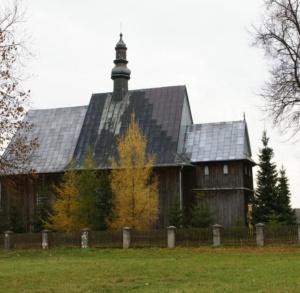 Świętokrzyski Szlak Architektury Drewnianej