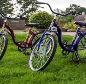 """Wypożyczalnia rowerów w Kompleksie rekreacyjnym """"Sielsko na Wygodzie"""""""