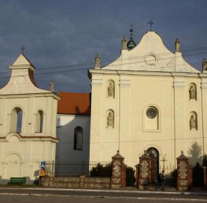 Kościół św. Piotra i Pawła w Sędziszowie