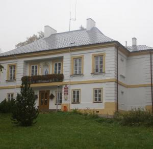 Zespół dworski zwany pałacem Byszewskich w Słupi