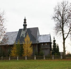Kościół parafialny p.w. św. Stanisława w Rakoszynie