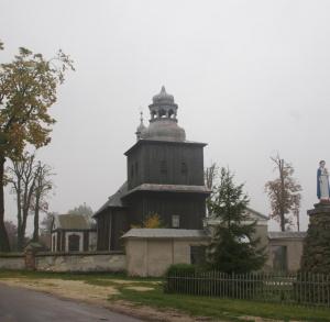Kościół Nawiedzenia Najświętszej Marii Panny w Obiechowie