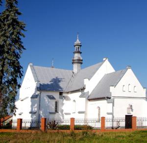 Kościół parafialny p.w. św. Marcina i św. Jakuba w Ciernie-Żabieńcu