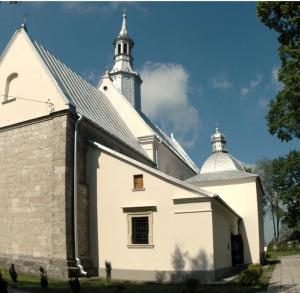 Kościół św. Mikołaja w Imielnie