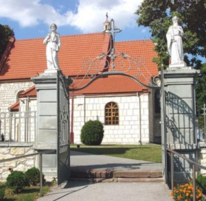 Kościół św. Piotra i Pawła w Mierzwinie