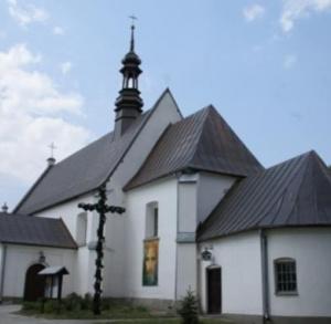 Zespół kościoła parafialnego p.w. św. Andrzeja w Węgleszynie