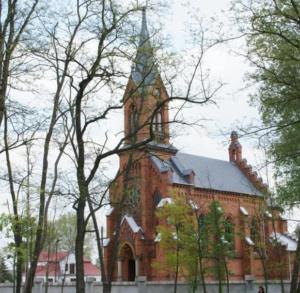 Zespół kościoła parafialnego p.w. Matki Boskiej Różańcowej w Nagłowicach