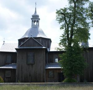 Zespół kościoła parafialnego p.w. św. Szczepana Diakona w Mnichowie