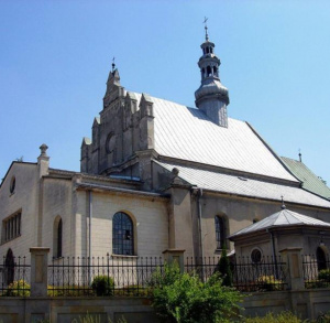 Kościół p.w. Świętej Trójcy w Jędrzejowie