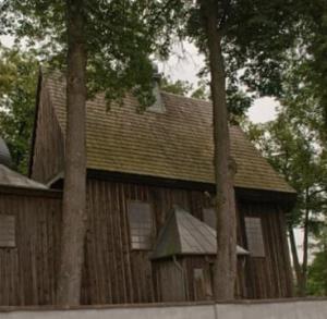 Kościół p.w. św. Piotra i Pawła w Rembieszycach
