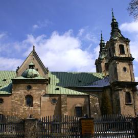 Rządowe pieniądze na remont jędrzejowskiego klasztoru