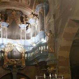 Interesujący film o organach z jędrzejowskiego klasztoru ukazał się w internecie