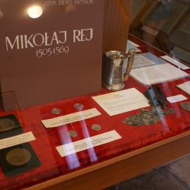 Muzeum Dworek Mikołaja Reja w Nagłowicach ponownie otwarty