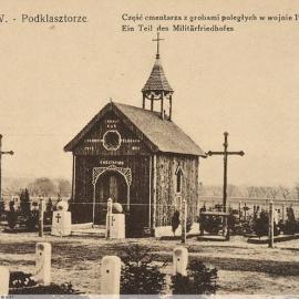 Gmina Jędrzejów dostała pieniądze na remont-odbudowę kaplicy na klasztornym cmentarzu