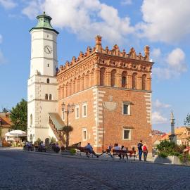 Inauguracja sezonu turystycznego w województwie świętokrzyskim