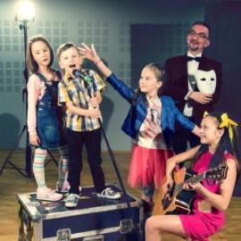 W Jędrzejowie rusza nabór do dziecięcego teatru piosenki!