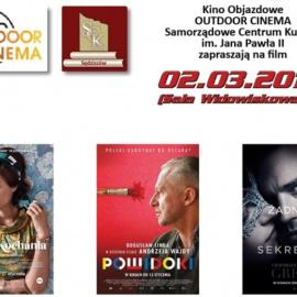 Objazdowe kino w Sędziszowie