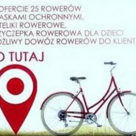 Wypożyczalnia rowerów w Jędrzejowie