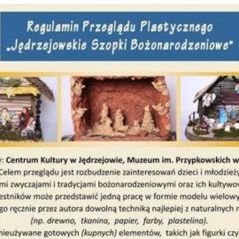 Kolejna edycja konkursu na wykonanie Szopki Bożonarodzeniowej w Jędrzejowie