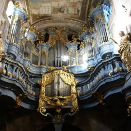 Niebawem rusza XXV Międzynarodowy Festiwal Muzyki Organowej i Kameralnej w klasztorze oo. Cystersów w Jędrzejowie